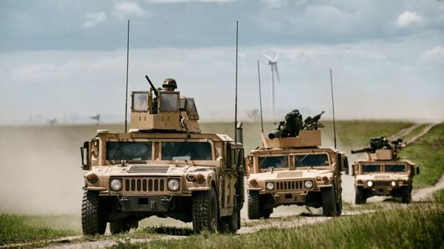Militari din R. Moldova participă la exercițiile Dacia 21 Livex care au loc în România sub auspiciile NATO