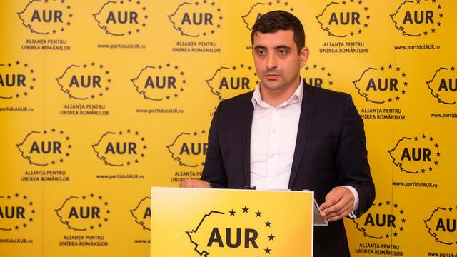 AUR va participa la alegerile parlamentare anticipate din R. Moldova