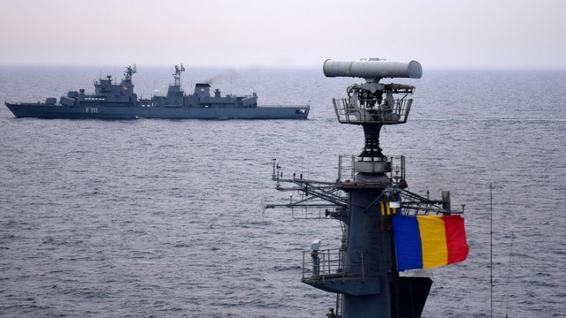 Forțele Navale Române preiau președinția Forumului Comandanților Marinelor Militare Europene
