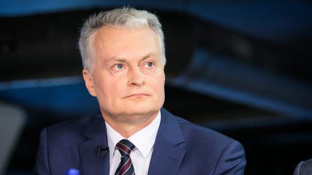 Mesajul președintelui Lituaniei după desfășurarea scrutinului parlamentar anticipat în R.Moldova