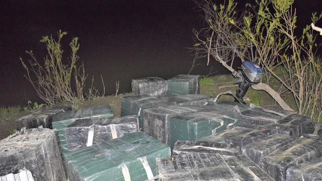 Angajat al Poliției de Frontieră, reținut în dosarul contrabandei cu țigări de pe malul Prutului