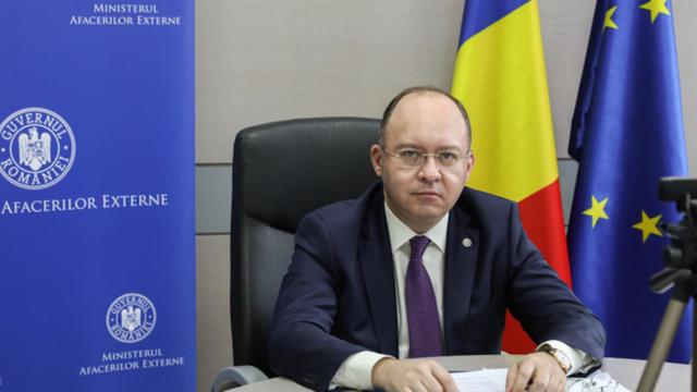 Bogdan Aurescu: Vom monitoriza cu toată atenția modul în care se desfășoară alegerile din R. Moldova
