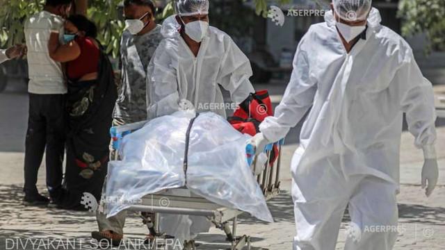 """""""Ciuperca neagră"""", infecția care afectează pacienții cu Covid din India, s-a răspândit în mai multe orașe. Au fost raportate 10 decese"""
