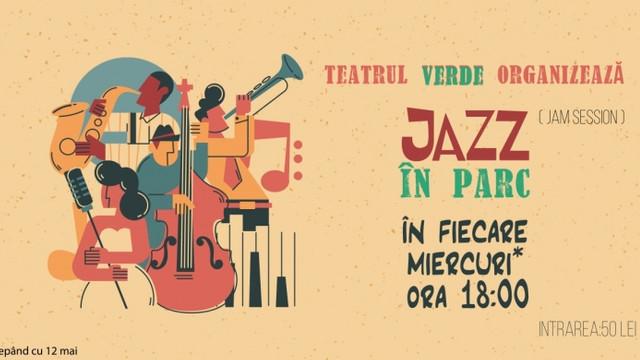 """Lansarea programului muzical săptămânal în aer liber - """"Jazz în parc"""