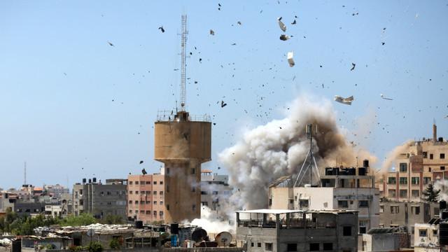 """Situația se deteriorează în Israel - 3.000 de militari israelieni sunt desfășurați la granița cu Gaza: """"Ne pregătim de luptă"""""""