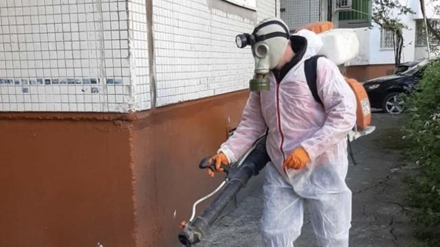 Subsolurile blocurilor locative din capitală sunt dezinfectate