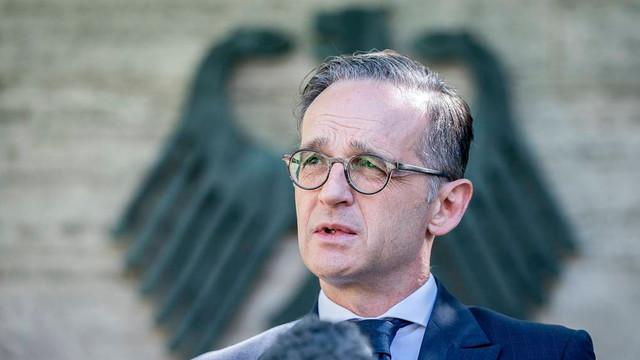 Ministrul de externe Heiko Maas: Germania este dispusă să preia o parte dintre migranții ajunși în Italia