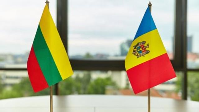 LIVE | Declarații de presă susținute de președintele Maia Sandu și omologul său lituanian, Gitanas Nauseda