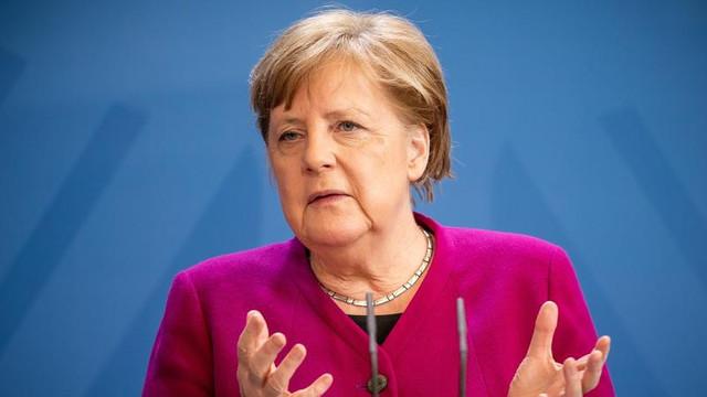 Angela Merkel va efectua o vizită la Washington la 15 iulie, anunță Jen Psaki