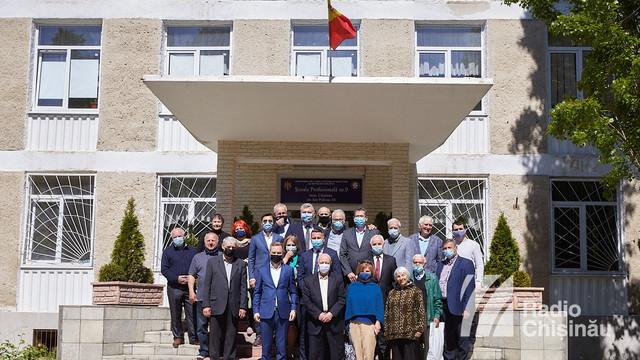 GALERIE FOTO | Ajutor umanitar din partea României pentru foștii deținuți politici și deportați din R. Moldova