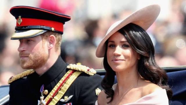 Membri ai Curții regale britanice doresc ca ducii de Sussesx să renunțe la titlul lor nobiliar
