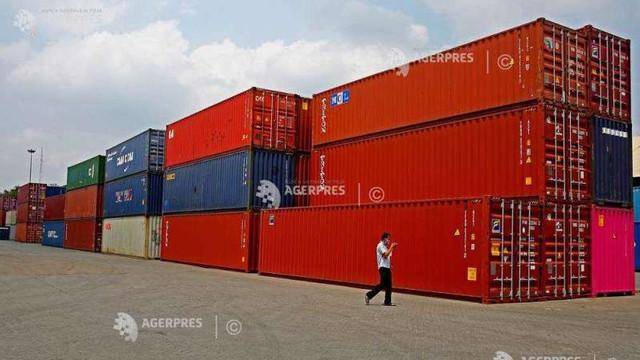 Eurostat: UE a înregistrat un excedent al balanței comerciale de 18,8 miliarde de euro, în martie