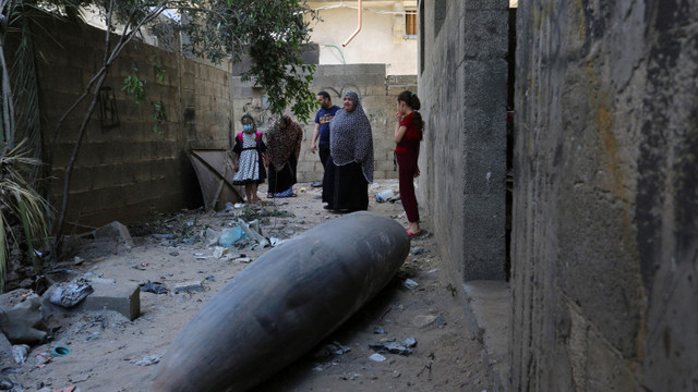ONU: Peste 52 000 de palestinieni au rămas fără adăpost din cauza bombardamentelor. Amnesty International vorbește de crime de război