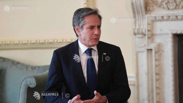 Antony Blinken dă asigurări că Washingtonul nu obstrucționează diplomația ONU