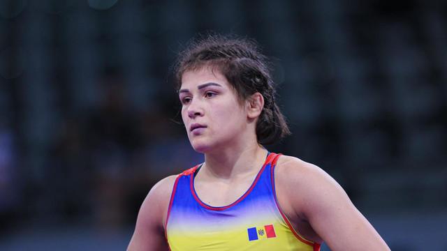 Anastasia Nichita a câștigat pentru a doua oară titlul european Under 23