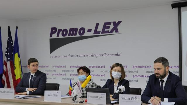 """Promo-LEX: Restricțiile privind libertatea de circulație, răpirile de persoane, lupta cu așa-numiții """"extremiști""""  - cele mai grave probleme privind drepturile omului în regiunea transnistreană"""