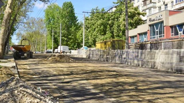 Se suspendă total traficul rutier pe strada Ion Creangă, tronsonul cuprins între străzile Calea Ieșilor și Alba-Iulia, în weekend, până la sfârșitul lunii mai