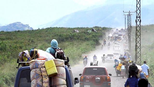 """Erupția vulcanului Nyiragongo: Se face apel la """"sprijin mondial și urgent"""" în fața """"crizei umanitare"""""""