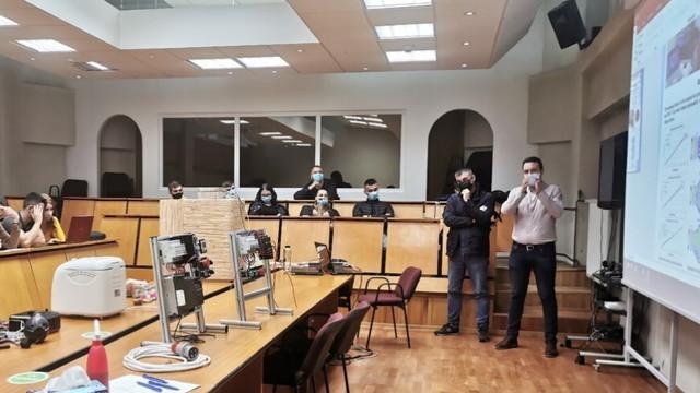 UTM a obținut mai multe medalii la un salon de inovare din România