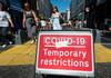 Guvernul britanic va amâna eliminarea restricțiilor anti-Covid din Anglia