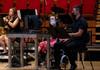 Grecia | Datorită tehnologiei, o tânără cu dizabilități poate să cânte la harpă cu ochii