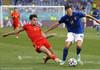 EURO 2020 | Italia a învins Țara Galilor cu 1-0 și a încheiat pe primul loc Grupa A
