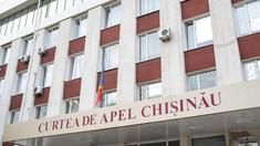 Judecătoarea Ana Panov, noua președintă interimară a Curții de Apel Chișinău