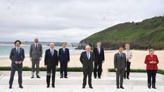 La inițiativa președintelui Joe Biden, G7 va lansa un plan mondial de infrastructură pentru a contracara China