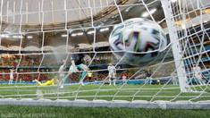 EURO 2020   Al 700-lea gol din istoria Campionatului European s-a marcat la București