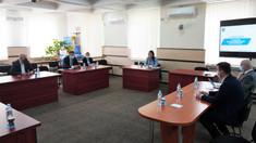 Reprezentanții CEC au avut o întrevedere cu reprezentanții misiunii internaționale de observare a alegerilor ENEMO