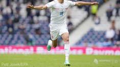 Fotbal: Patrik Schick a reușit golul de la cea mai mare distanță din istoria Campionatului European