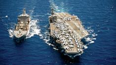 SUA trimit un portavion și un grup aeronaval în Marea Chinei de Sud, în contextul tensiunilor NATO-China