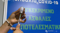În Grecia, orice persoană de peste 18 ani se poate vaccina începând de miercuri