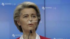 Ursula von der Leyen: UE consideră China un rival sistemic, principala problemă fiind drepturile omului