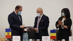 """Un sector din Chișinău s-a înfrățit cu județul Buzău: """"O singură inimă bate pe cele două maluri ale Prutului!"""""""