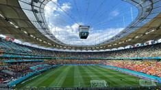 Bucureștiul găzduiește azi o nouă partidă din UEFA EURO 2020