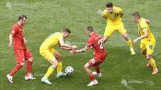 EURO 2020 | Ucraina a câștigat la București în fața Macedoniei de Nord cu 2-1