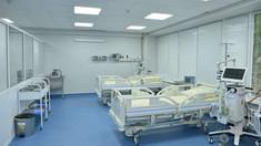 """La spitalul """"Sfânta Treime"""" a fost inaugurată o nouă secție de terapie intensivă și reanimare"""