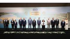 Premierul interimar Aureliu Ciocoi a participat la Summit-ul șefilor de state și de guverne al SEECP