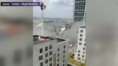 Tragedie în Belgia, după ce o clădire aflată în construcție s-a prăbușit peste muncitori
