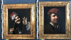Două tablouri în ulei, cu o vechime de 350 de ani, descoperite la un popas de pe o autostradă din Germania