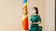 Maia Sandu a discutat cu cetățenii moldoveni din Milano