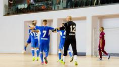 Dinamo Plus și Steaua Dental se vor duela în finala mare la futsal
