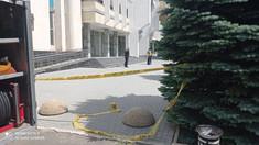 Alertă cu bombă la Judecătoria Chișinău, sediile Buiucani și Centru