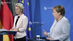 Angela Merkel deplânge absența unor reguli comune pentru călătoriile în UE