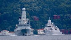 Defenseromania   Jocurile propagandistice ale Rusiei în cazul HMS Defender (Video). Distrugătorul britanic a fost hărțuit de avioane și nave rusești