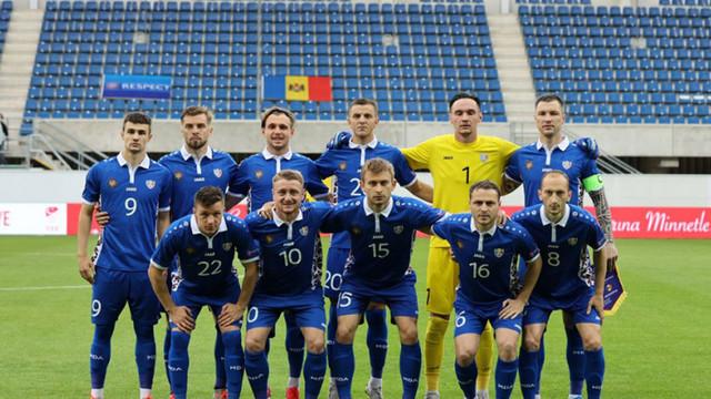 Naționala de fotbal a pierdut amicalul cu Turcia