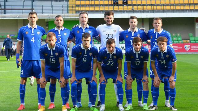 Naționala Moldovei a învins Azerbaidjanul