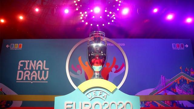 Campionatul European de fotbal 2020 se va desfășura în 11 orașe de pe continent
