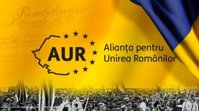 Alianța pentru Unirea Românilor s-a lansat oficial în cursa electorală pentru alegerile parlamentare anticipate
